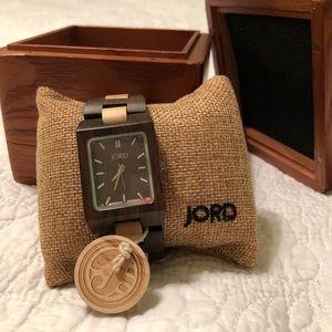 Jord Unisex Wooden Wrist Watch